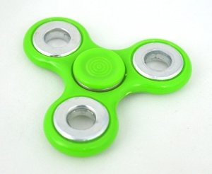 FIDGET SPINNER ZIELONY